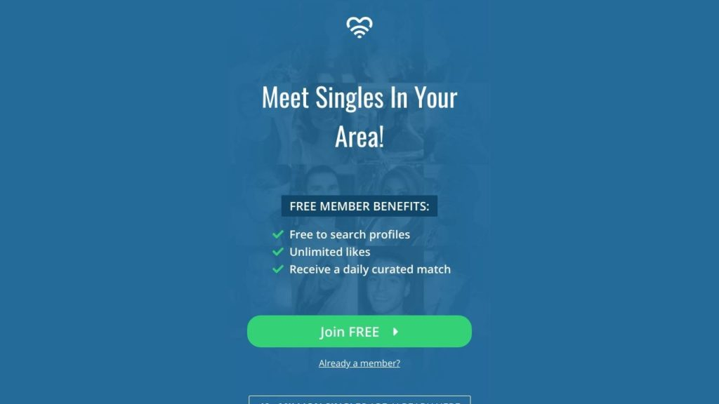 Mate1 Dating Service